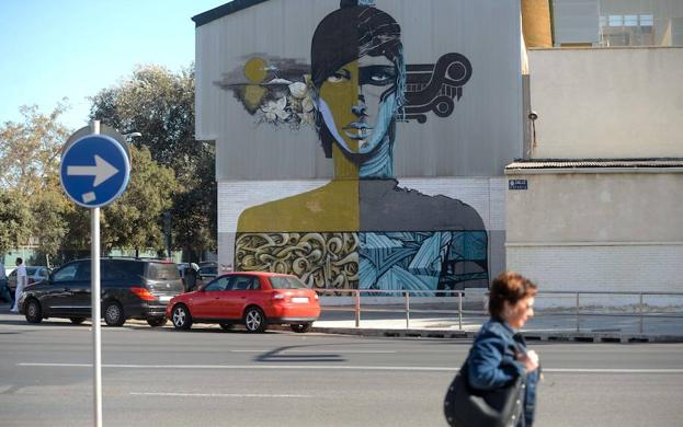 Arte italiano al lado del Rosell