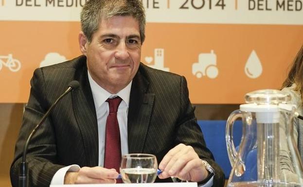 Manuel Menéndez./Conama2014