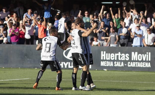 Playoff Cartagena: El Cartagena se enfrentará a la Ponferradina en ...