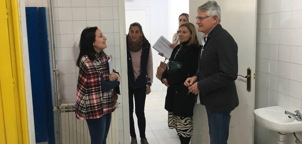 La Retirada Del Amianto Del Colegio Loreto Tendrá Que Esperar A 2020 La Verdad