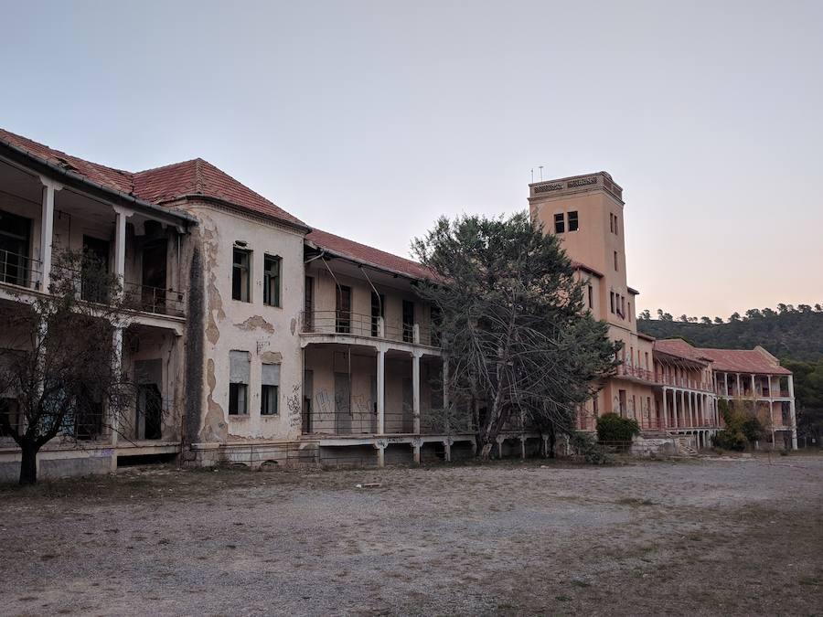 Antiguo sanatorio de tuberculosos de Sierra Espuña | La Verdad
