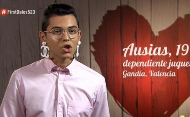El fan de la purpurina, el rosa y las Barbies que ha dejado atónitos a los espectadores de 'First Dates'