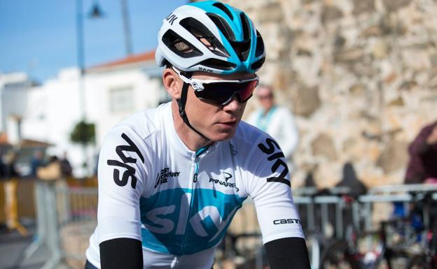 Chris Froome, cuádruple ganador del Tour. /Efe