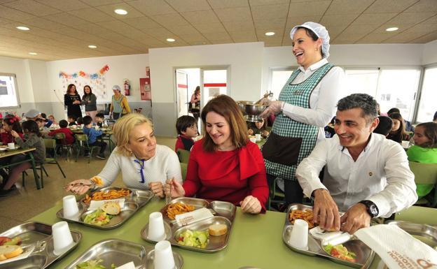 Educación adelanta la convocatoria de ayudas de comedor del próximo ...