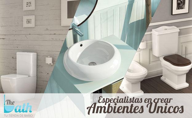 02a334c8ab0 The Bath, una tienda 'online' que marca tendencia en sanitarios, mobiliario  de baño y ducha