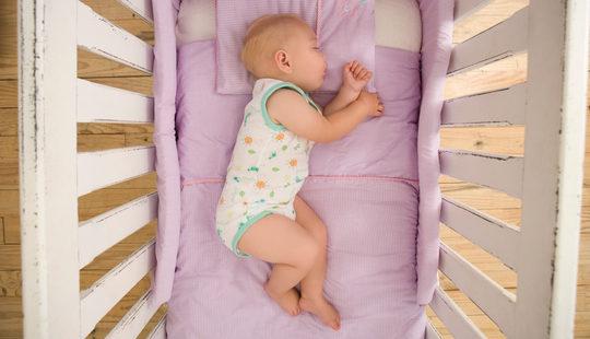 El increíble método con el que tu bebé se dormirá en un instante ...