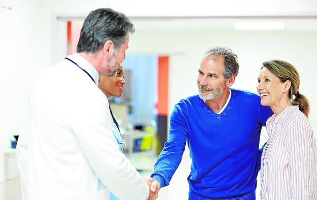Dkv valladolid cuadro medico
