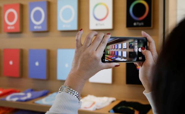 67981d4a90f Apple aumenta un 25,3% sus ganancias | La Verdad