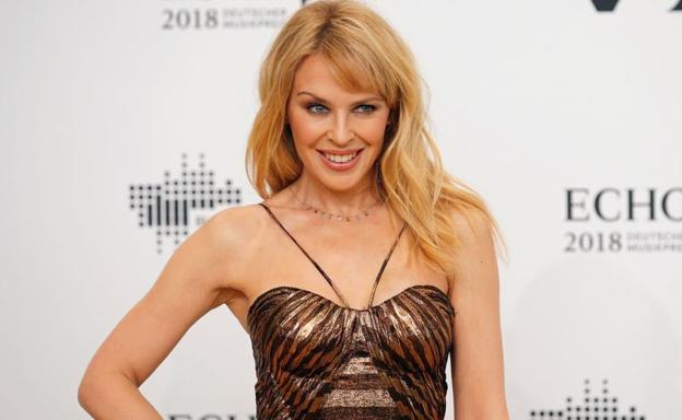 Kylie Minogue Se Desnuda En Instagram Tras Cumplir 50 Años La Verdad