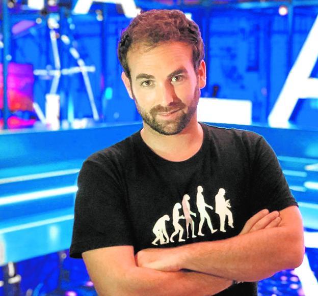 Santi García Cremades: «España debería ser puntera en contenidos de ciencia» | La Verdad