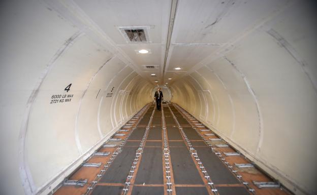 A la carga la aviaci n de mercanc as la verdad - Terminal ejecutiva barajas ...
