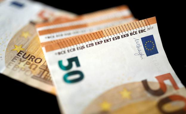 Billetes de 50 euros./Reuters
