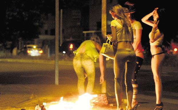 prostitutas numero trucos de prostitutas