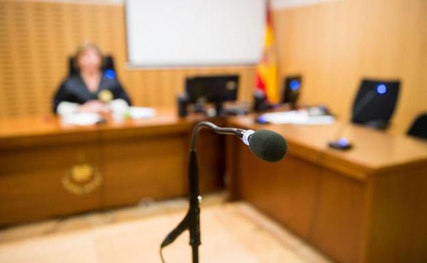 Resultado de imagen de juicio penal