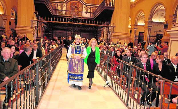 Fiestas De San Clemente La Colegiata De San Patricio Acoge El Trabucazo De Salida De Las Fiestas De San Clemente La Verdad