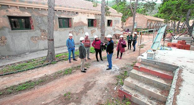 La apertura de un complejo rural con 120 plazas impulsa el turismo ...