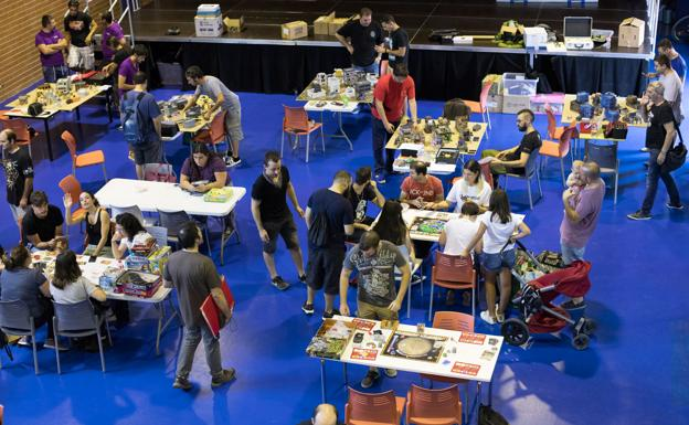 Murcia, capital de los juegos de mesa | La Verdad
