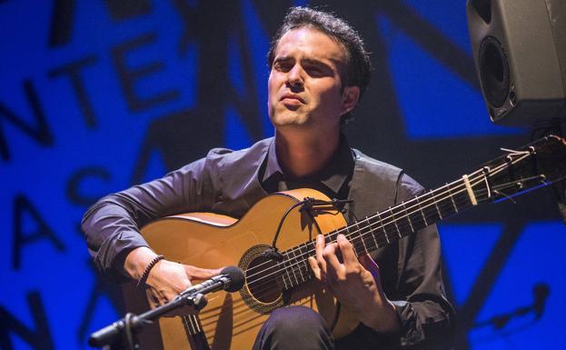 José Fermín Fernández, premio Bordón Minero 2019.