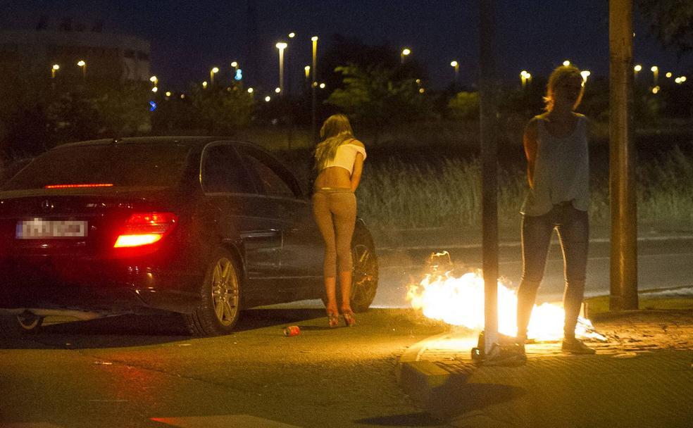 prostitutas paraguayas en barcelona consumo de drogas en prostitutas
