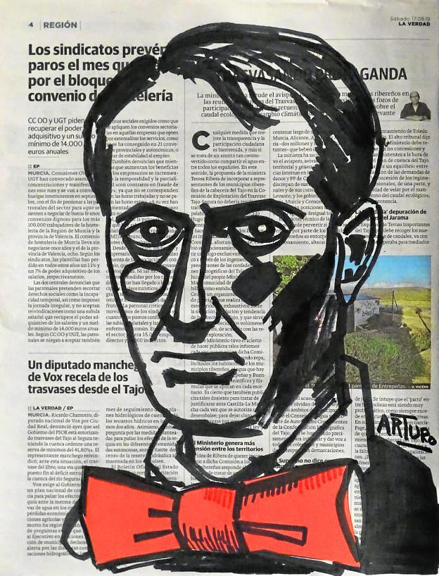 Ilustración: Arturo Pérez/