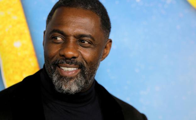 Idris Elba./Reuters