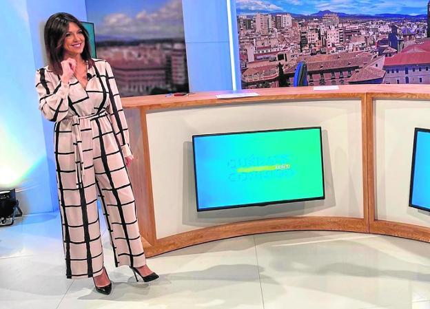 Quédate conmigo, en La7', nuevo magazín matinal en la televisión autonómica  | La Verdad