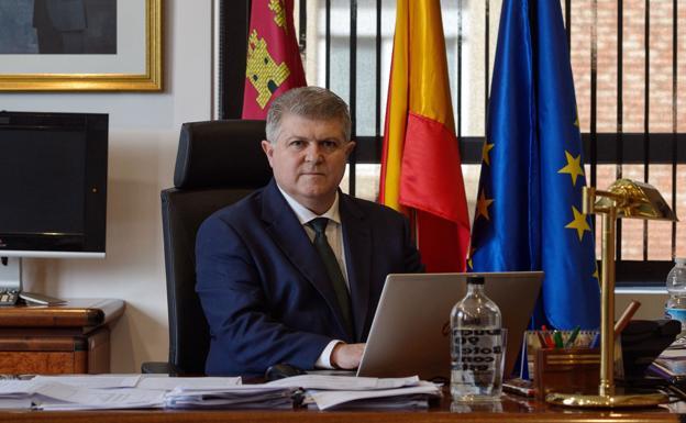 José Vélez, in a recent image.