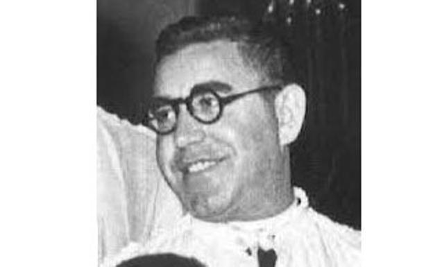 El cura murciano Diego Hernández González.