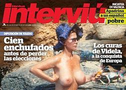 Cayetana La Duquesa De Alba Desnuda En Interviú A Rebufo De Su