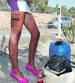 prostitutas callejeras granada prostitutas sevilla este