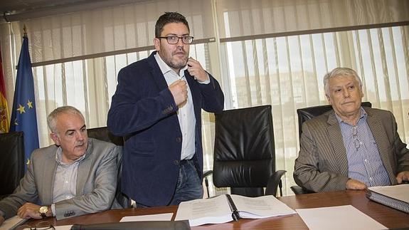 Valcárcel, Garre, Narbona y Fuentes Zorita comparecerán por las